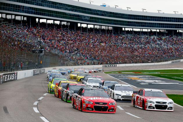 AAA Texas 500 Highlights | NASCAR Live™ Stream Online