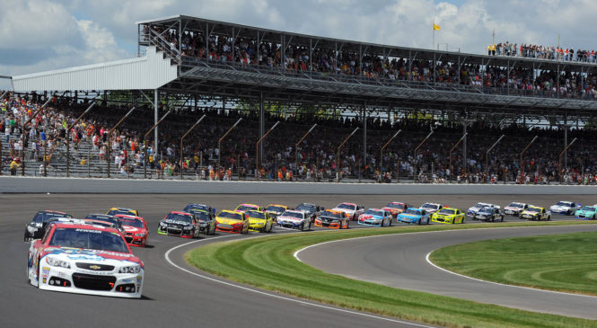 Big Machine Brickyard 400 Highlights | NASCAR Live™ Stream Online
