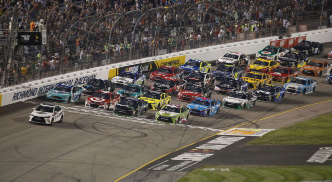 Federated Auto Parts 400 Highlights | NASCAR Live™ Stream Online
