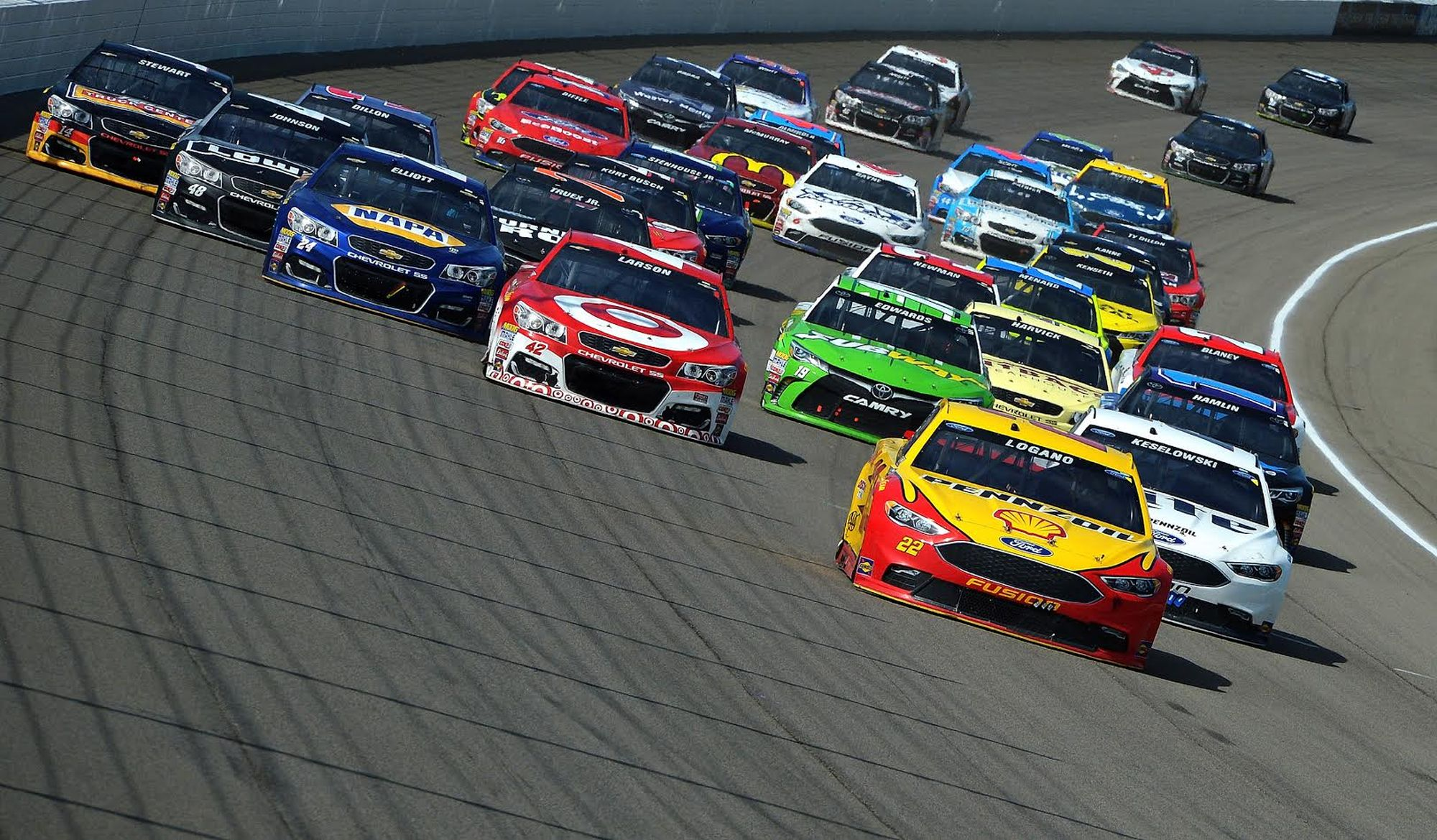 FireKeepers Casino 400 Highlights | NASCAR Live™ Stream Online