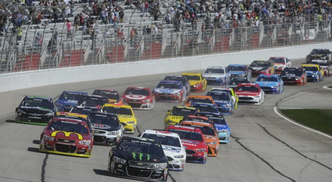 Folds of Honor QuikTrip 500 Highlights | NASCAR Live™ Stream Online