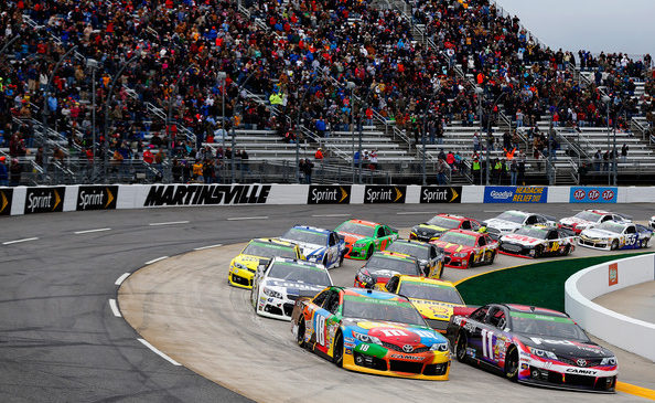 STP 500 Highlights | NASCAR Live™ Stream Online