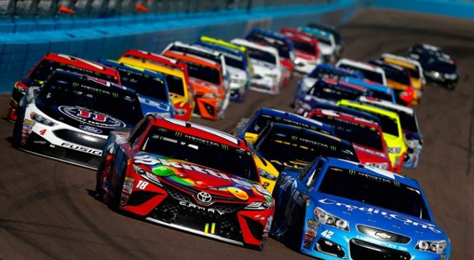 TicketGuardian 500 Highlights | NASCAR Live™ Stream Online