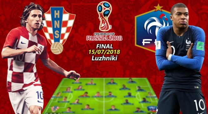 France vs Croatia Highlights | World Cup Final Live™ Stream Online