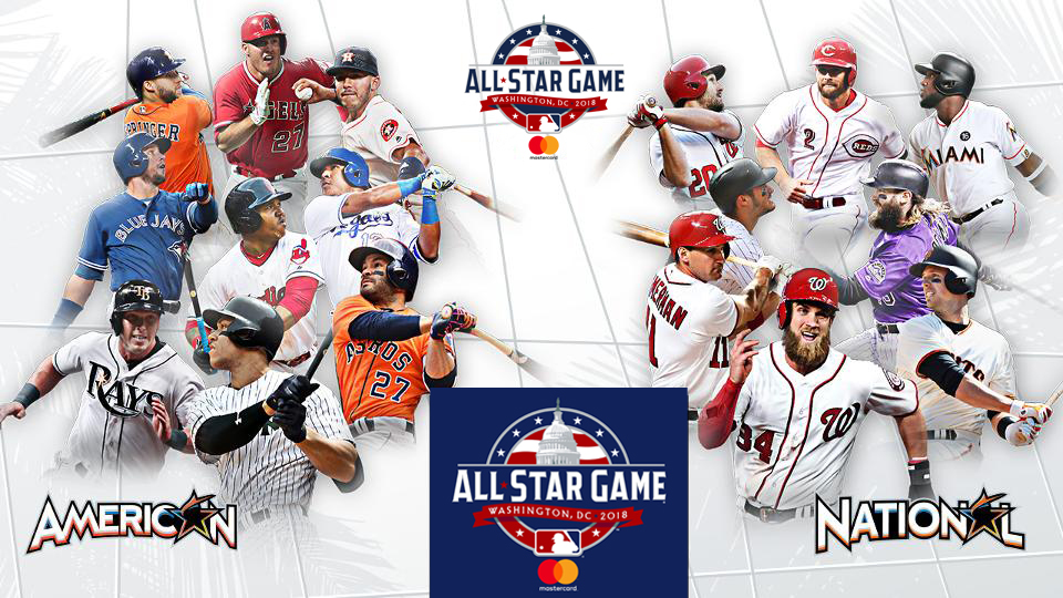 MLB All Star Game Highlights | MLB All Star Game Live™ Stream Online